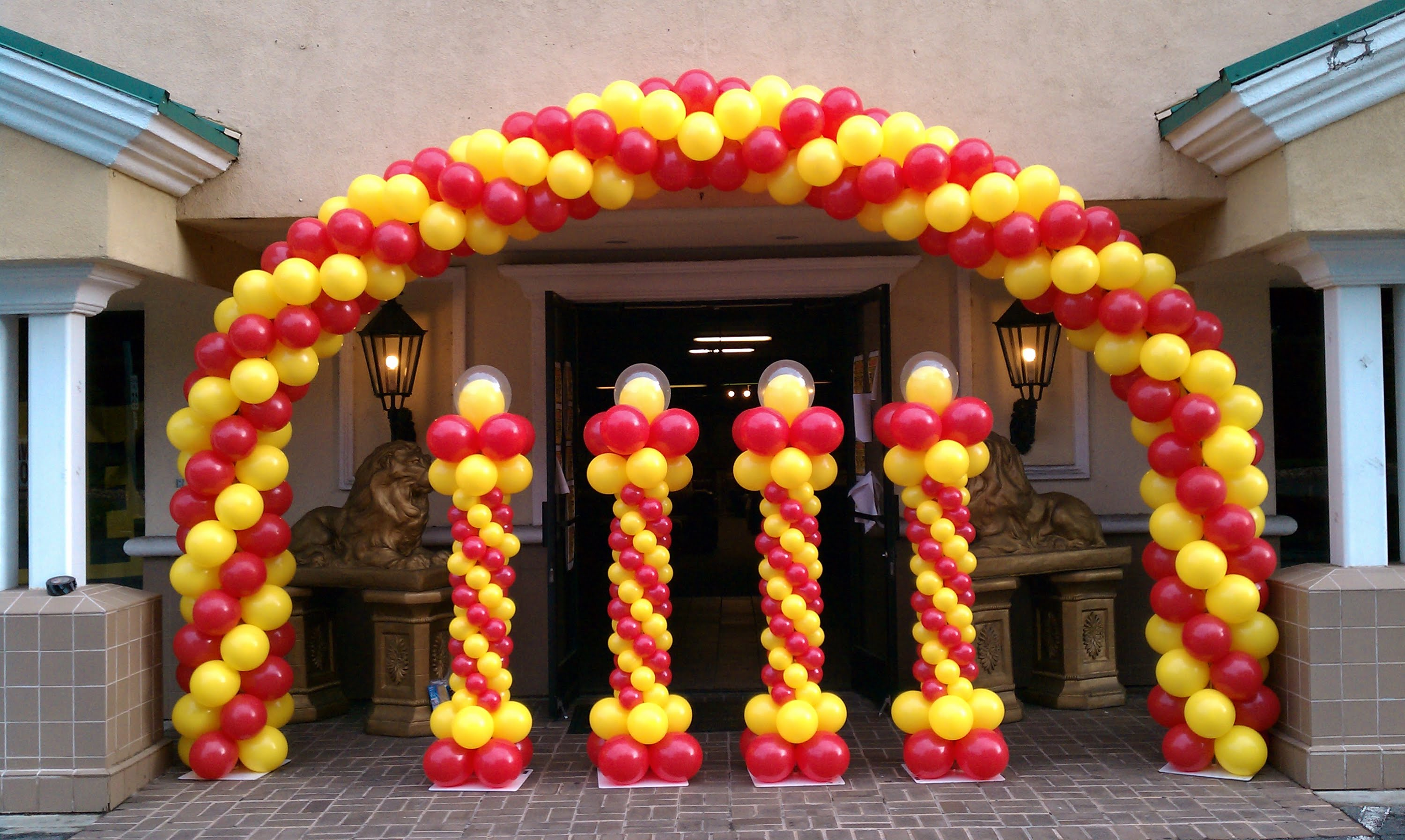 Balloon Decoration Delhi