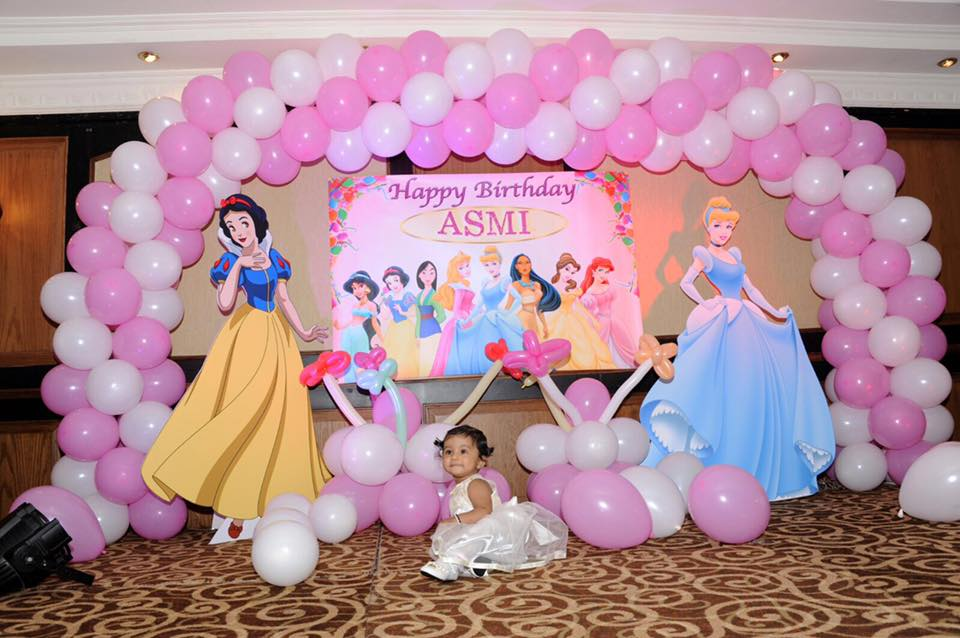 Balloon Decoration For Birthday Party Noida A1 Decorations